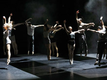 LUX TENEBRIS, Sydney Dance Compagny